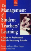 Management of Student Teachers' Learning
