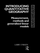 Introducing Quantitative Geography