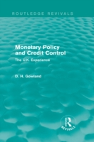 Monetary Policy and Credit Control (Rout