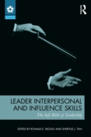 Leader Interpersonal and Influence Skill