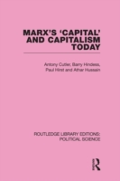 Marx's Capital and Capitalism Today Rout