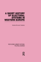 Short History of Electoral Systems in We