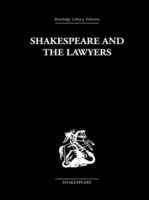 Shakespeare and the Lawyers