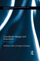 Cross-Border Mergers and Acquisitions