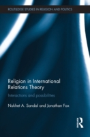 Religion in International Relations Theo