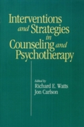 Intervention & Strategies in Counseling