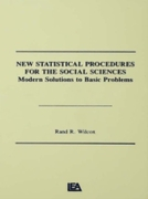 New Statistical Procedures for the Socia