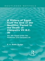 History of Egypt from the End of the Neo