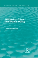 Inequality, Crime and Public Policy (Rou