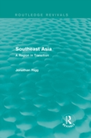 Southeast Asia (Routledge Revivals)