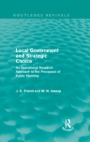 Local Government and Strategic Choice (R