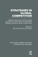 Strategies in Global Competition (RLE In