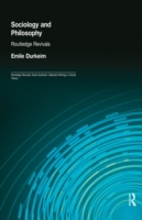 Sociology and Philosophy (Routledge Revi