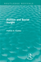 Politics and Social Insight (Routledge R