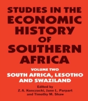 Studies in the Economic History of South