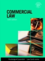 Commercial Lawcards 6/e