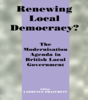 Renewing Local Democracy?