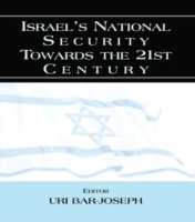 Israel's National Security Towards the 2