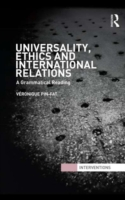 Universality, Ethics and International R