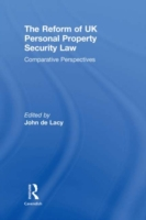Reform of UK Personal Property Security