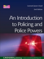 Introduction to Policing and Police Powe