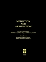 Mediation & Arbitration for Lawyers