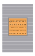 Qualitative Research: Analysis Types & T