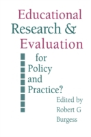 Education Research and Evaluation: For P
