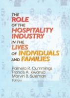 Role of the Hospitality Industry in the