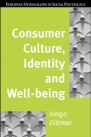 Consumer Culture, Identity and Well-Bein