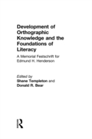 Development of Orthographic Knowledge an