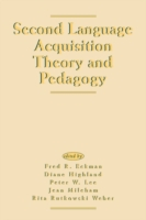 Second Language Acquisition Theory and P