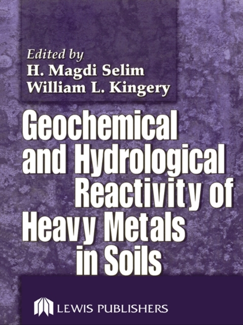 Geochemical and Hydrological Reactivity