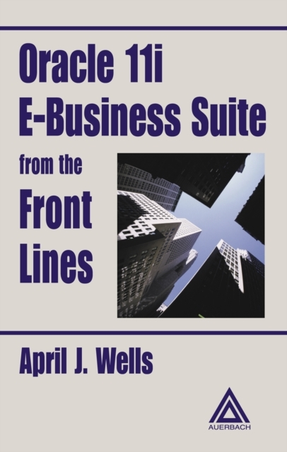 Oracle 11i E-Business Suite from the Fro