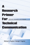 Research Primer for Technical Communicat