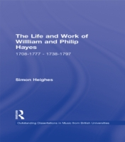Life and Work of William and Philip Haye