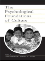Psychological Foundations of Culture