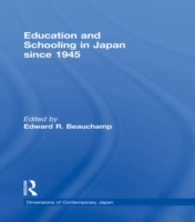 Education and Schooling in Japan since 1