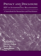 Privacy and Disclosure of Hiv in interpe