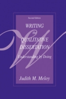Writing the Qualitative Dissertation