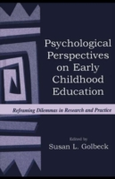 Psychological Perspectives on Early Chil