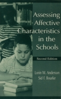 Assessing Affective Characteristics in t