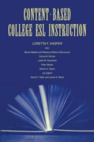 Content-Based College ESL Instruction