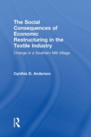 Social Consequences of Economic Restruct