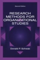 Research Methods for Organizational Stud