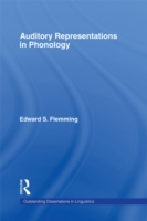 Auditory Representations in Phonology