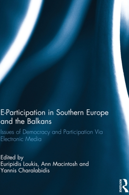 E-Participation in Southern Europe and t