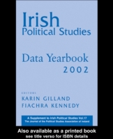 Irish Political Studies Data Yearbook 20