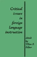 Critical Issues in Foreign Language Inst