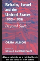 Britain, Israel and the United States, 1